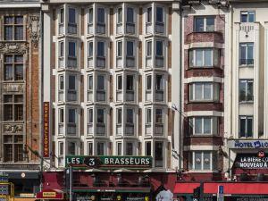 里爾巴拉丁酒店(Hôtel Balladins Lille)