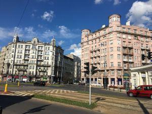 華沙市中心希爾頓歡朋酒店