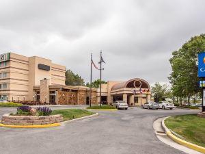 鹽湖城機場舒適酒店(Rodeway Inn Salt Lake City Airport)