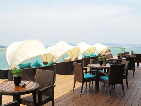 閣藍帝酒店(Grandis Hotels and Resorts Kota Kinabalu)餐廳
