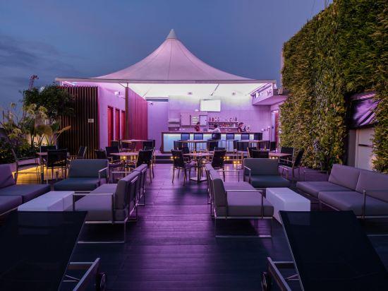 曼谷安曼納酒店(Amara Bangkok Hotel)酒吧