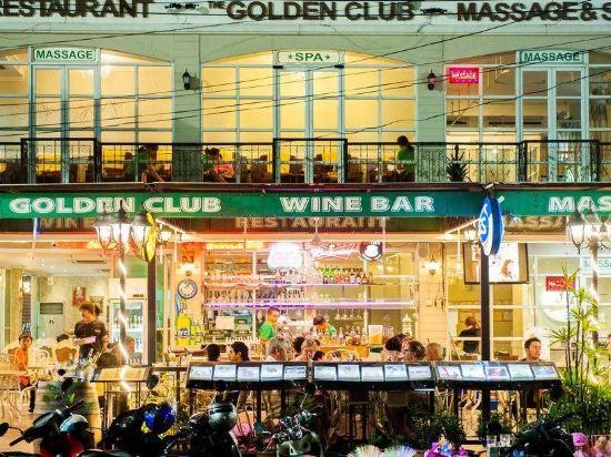 芭堤雅金色城市水療酒店(The Golden Ville Boutique Hotel & Spa Pattaya)外觀