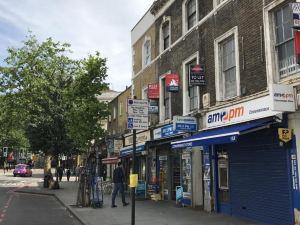 國王十字聖潘克拉斯2號公寓(Kings Cross St Pancras Studio 2)