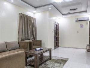Ghosn Al Banafsej Hotel Apartments