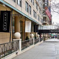 紐約沃森酒店(原紐約曼哈頓第57街假日酒店)酒店預訂