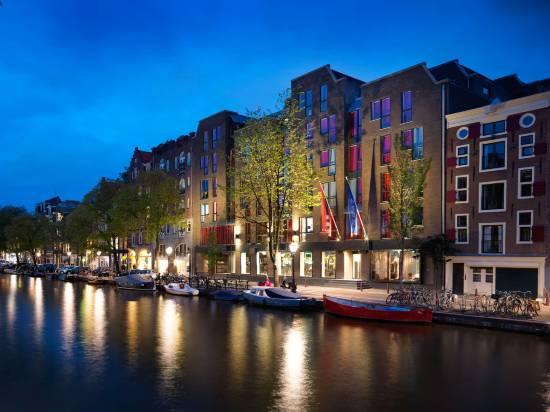 凱悅集團阿姆斯特丹安達仕酒店(王子運河)