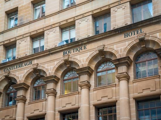 悉尼城堡精品酒店