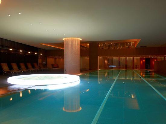 東京君悅酒店(Grand Hyatt Tokyo)室內游泳池