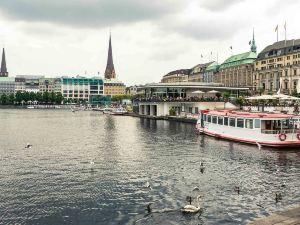 漢堡索菲特阿爾特墻酒店(Sofitel Hamburg Alter Wall)