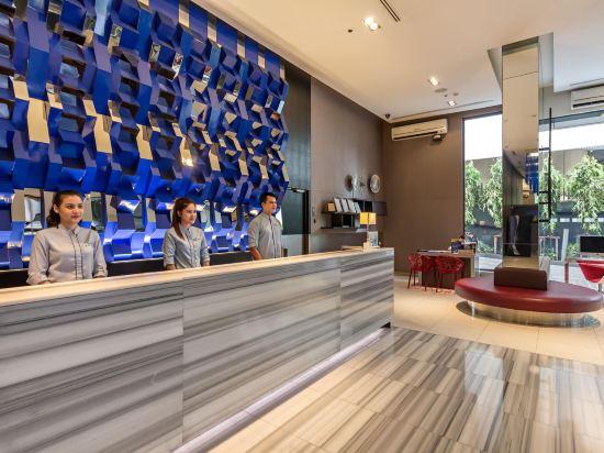 曼谷暹羅智選假日酒店(Holiday Inn Express Bangkok Siam)公共區域