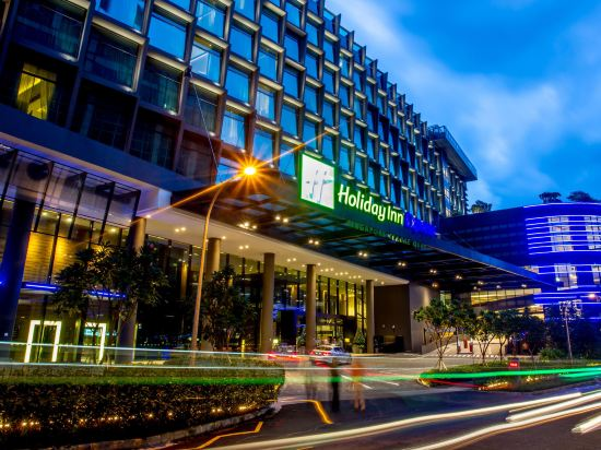 新加坡克拉碼頭智選假日酒店(Holiday Inn Express Singapore Clarke Quay)