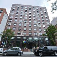 紐約曼哈頓西城智選假日酒店酒店預訂