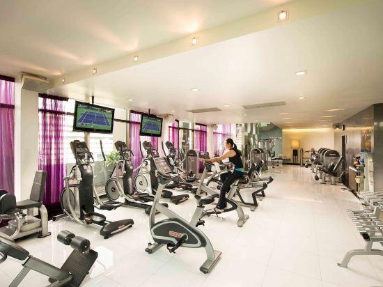 美憬閣索菲特曼谷VIE酒店(VIE Hotel Bangkok - MGallery by Sofitel)健身房