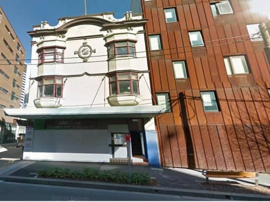 悉尼卡薩中央揹包旅館