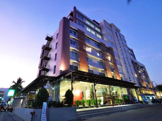 清邁五月花大酒店(Mayflower Grande Hotel Chiang Mai)