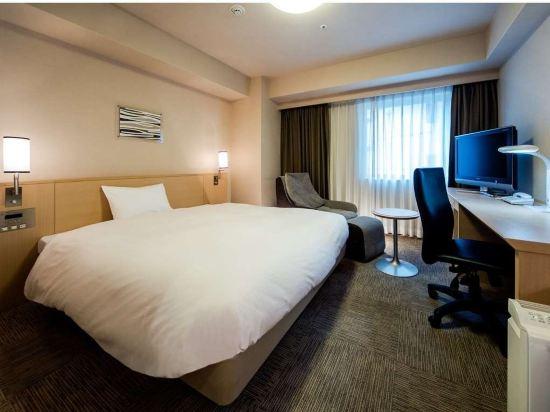 博多祗園大和ROYNET酒店(Daiwa Roynet Hotel Hakata Gion Fukuoka)標準大床房