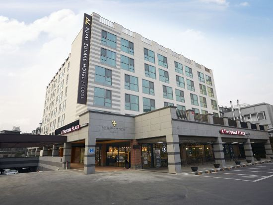 首爾皇家廣場酒店(Royal Square Hotel Seoul)