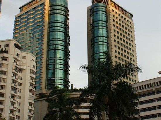鉑爾曼吉隆坡城市中心大酒店(Pullman Kuala Lumpur City Centre Hotel & Residences)外觀
