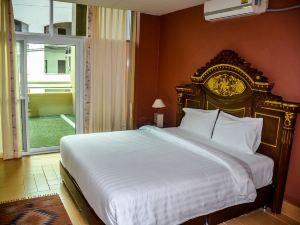 芭堤雅中天安娜公寓(Anna Residence Jomtien Pattaya)