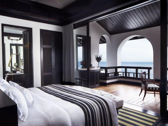 峴港洲際陽光半島度假酒店(InterContinental Danang Sun Peninsula Resort)海景山茶房