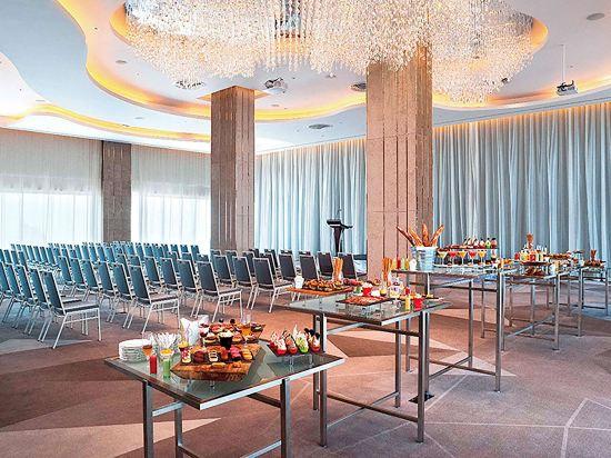 曼谷鉑爾曼G酒店(原曼谷索菲特是隆酒店)(Pullman Bangkok Hotel G)會議室