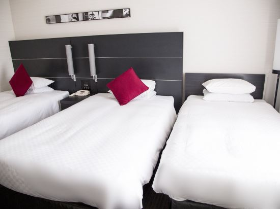 日航酒店(Hotel Nikko Osaka)標準三人房