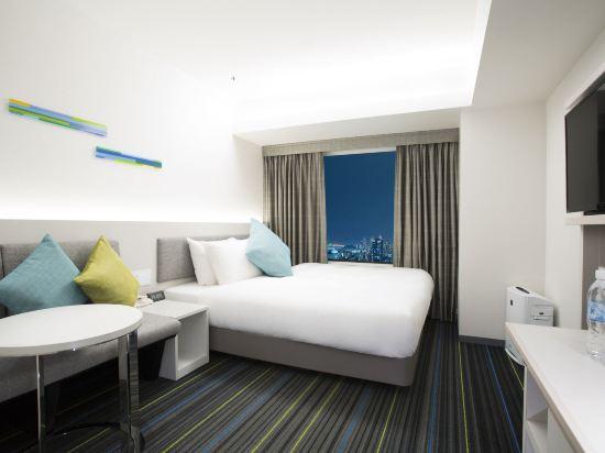 日航酒店(Hotel Nikko Osaka)高級大床房