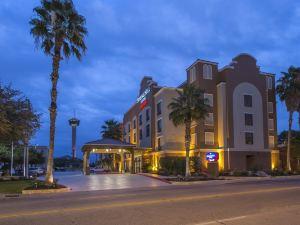 聖安東尼奧市中心河濱區萬豪春丘酒店