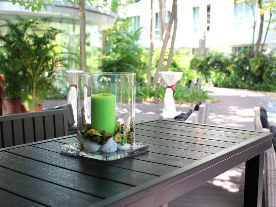 新加坡聖淘沙安曼納聖殿度假酒店(Amara Sanctuary Resort Sentosa)餐廳