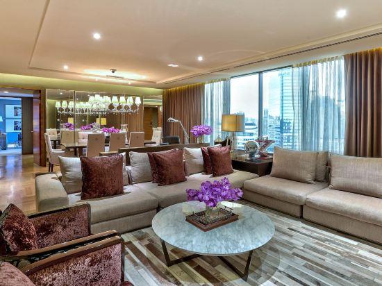 曼谷素坤逸希爾頓酒店(Hilton Sukhumvit Bangkok)總統套房