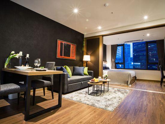 首爾南大門輝盛坊國際公寓(Fraser Place Namdaemun)尊貴房