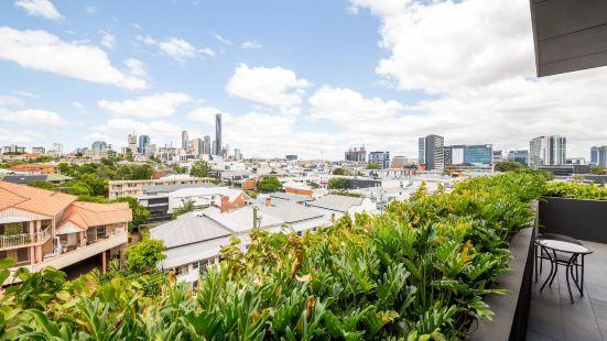 Sage Hotel James Street Brisbane