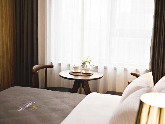 GnB酒店(GNB Hotel)標準雙床房