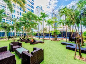 仲天海灘南塔萊酒店(Nam Talay Jomtien Beach)
