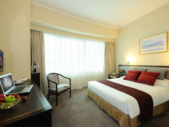 香港南洋酒店(South Pacific Hotel)高級大床客房