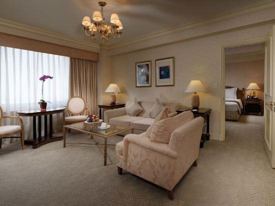 高雄漢來大飯店(Grand Hi-Lai Hotel)豪華套房