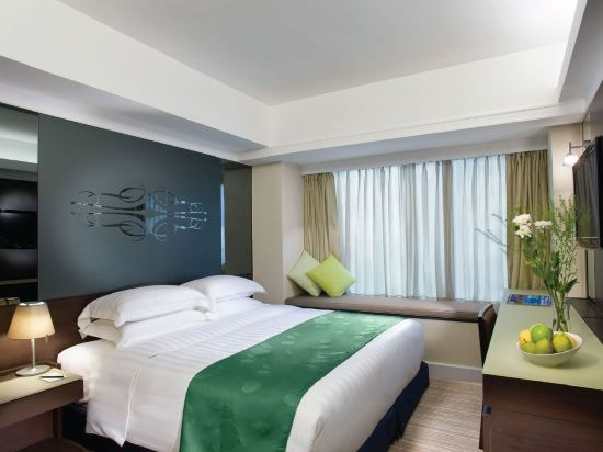 香港8度海逸酒店(Harbour Plaza 8 Degrees)高級城景房