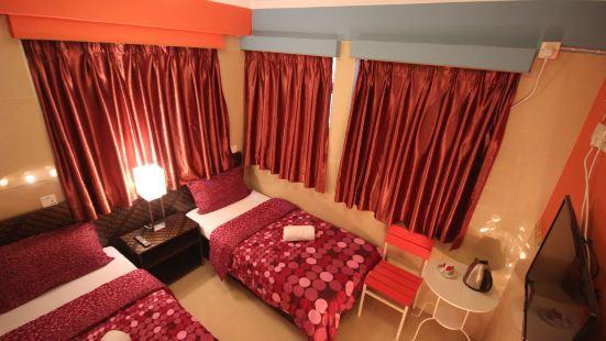 香港凱富旅館(家庭旅館)
