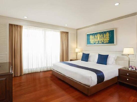 是隆中央酒店(Centre Point Silom)豪華河房