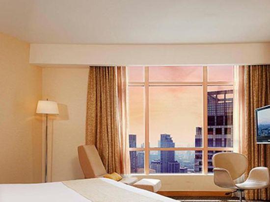 曼谷盛泰瀾中央世界商業中心酒店(Centara Grand at Centralworld)俱樂部房