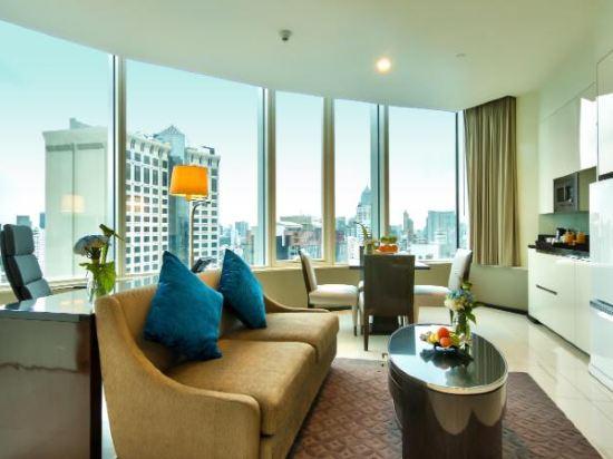 曼谷素坤逸航站 21 中心酒店(Grande Centre Point Hotel Terminal21)至尊套房