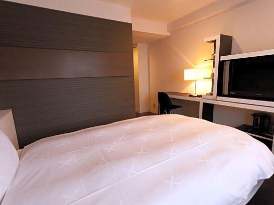 大阪十字酒店(Cross Hotel Osaka)單人房
