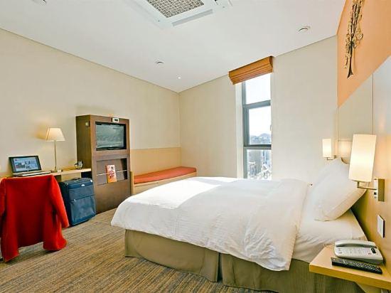 宜必思大使釜山城市中心酒店(Ibis Ambassador Busan City Centre)精緻套房