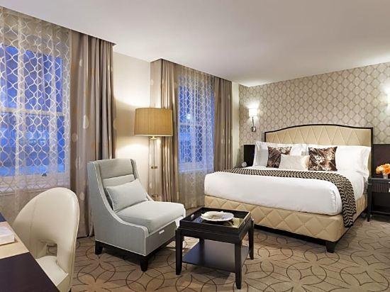温哥華瑰麗酒店(Rosewood Hotel Georgia)高級2張雙人床房