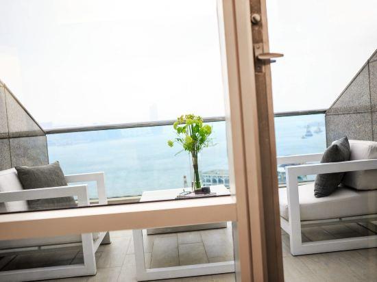 香港萬麗海景酒店(Renaissance Harbour View Hotel Hong Kong)海景房