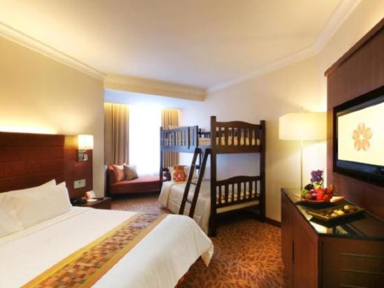 曼谷瑞博朗德酒店(Rembrandt Hotel Bangkok)家庭房