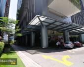 吉隆坡雙峯塔夏日公寓