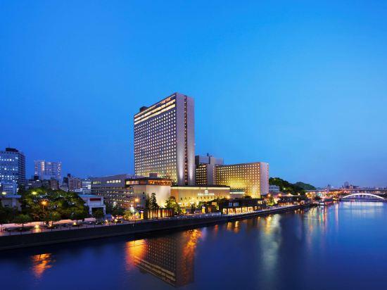 大阪麗嘉皇家酒店(Rihga Royal Hotel)外觀