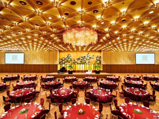 大阪麗嘉皇家酒店(Rihga Royal Hotel)會議室