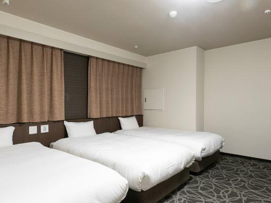 名古屋絲綢之樹酒店(Hotel Silk Tree Nagoya)三人房